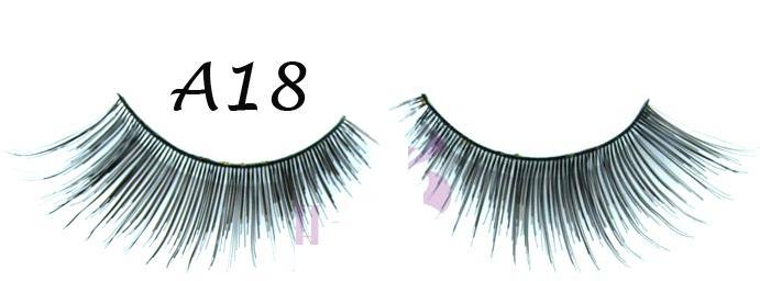 Reusable Thick False Eyelashes For Lady's Daily Life #A18