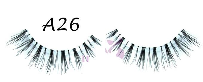 Sexy False Lashes In Natural Length Used For Party #A26