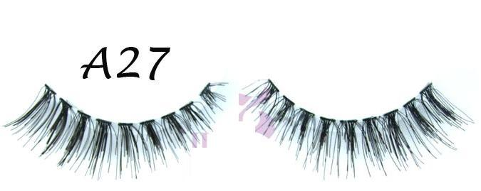 Beautifully Hand Crafted Lashes For Daily Life #A27