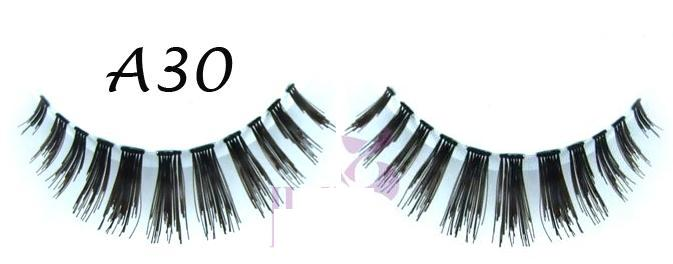 Beautifully Real Hand Crafted Lashes For Daily Life #A30