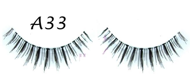 Extremely Natural Looking False Eyelashes For Party #A33