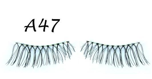Fashion Beautifully Hand Crafted Eyelashes Used For Daily Life #A47