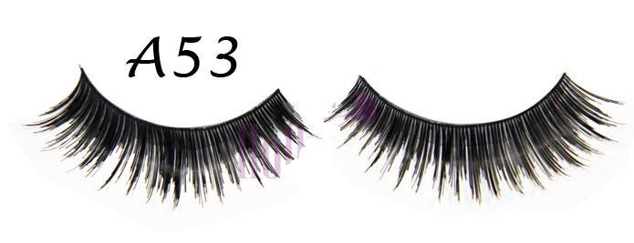 New Natural Looking Fashion Hand Made Eye Lashes #A53