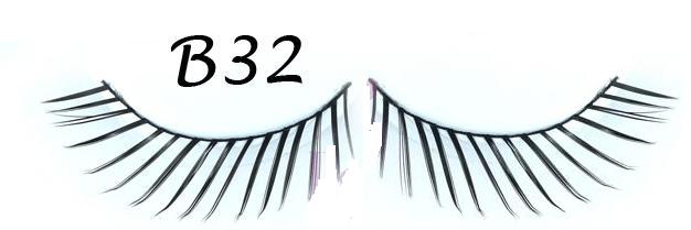 Feathered Effect False Eyelash #B32